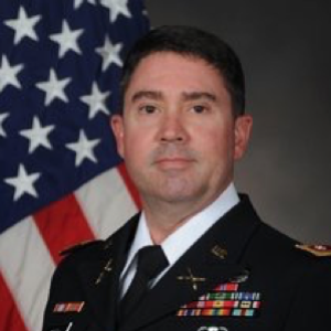 Lt Col Chris Smith, PhD