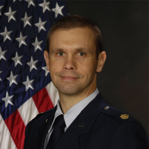Maj. Jason Freels, PhD
